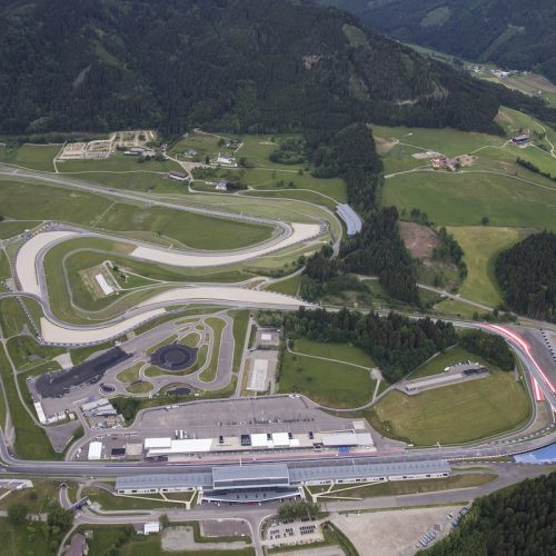 AmericanV8Series - Red Bull Ring - © SamoVidic
