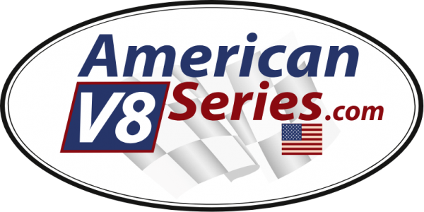 American V8 Series Logo small